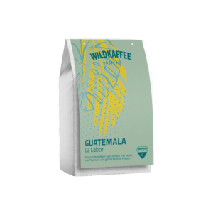 Wildkaffee Guatemala La Labor 500g